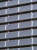 Comitato solare 2 Immagini Stock