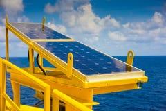 Comitato solare Fotografie Stock
