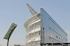 Comitato solare ed il suo utente fotografie stock libere da diritti