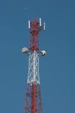 Comm-Kontrollturm Stockfoto