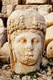 Commagene王国的雕塑, Nemrut山 库存图片