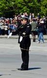 Commandant de lieutenant M. Trifonov Image libre de droits
