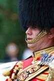 Commandant de tambour Photo stock