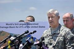 Commandant. Générateur Michael Walsh Photo stock