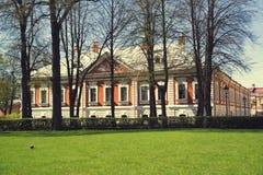 Commandant's house Stock Photo