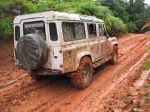Commande à quatre roues en Malaisie Image stock