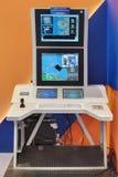 Commande automatisée souple de poste de travail et systèmes tactiques Photo stock