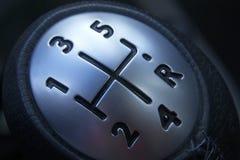 Commande des vitesses Image libre de droits