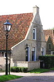 Commanders house in Nes, Island of Ameland, Holland Royalty Free Stock Image