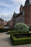 Commandery of Alden Biesen, Belgium Royalty Free Stock Photography