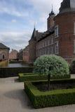 Commandery di Alden Biesen, Belgio Fotografia Stock Libera da Diritti