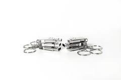 Commandes d'instantané d'USB avec le logement en métal Photographie stock libre de droits