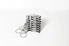 Commandes d'instantané d'USB avec le logement en métal photos stock