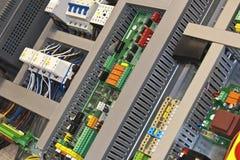 Commandez Elekctonics Photographie stock