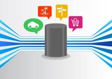 Commandez l'intelligence artificielle par l'intermédiaire du dispositif audio pour la maison futée avec la technologie automatiqu