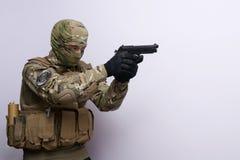 Commando Image libre de droits