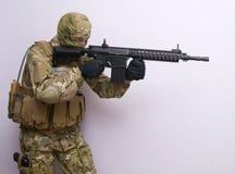 Commando Photos stock