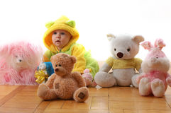 Comme jouet Photo stock