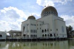Comme Salam Mosque dans Selangor Image libre de droits