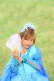 Comme une princesse Photos libres de droits