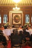 Commemoration of the establishment of Keraton Solo Stock Image