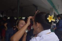 Commemoration of Kartini Day in Bulu Semarang Women`s Prison Royalty Free Stock Image