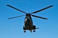 Commencer d'hélicoptère Images libres de droits