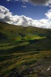 Comment le vert est ma vallée Photographie stock