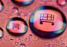 Commerce électronique Photos libres de droits