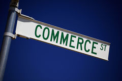 Commerce Stock Photography