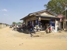 Commerce au Soudan du sud Images libres de droits