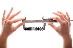 Commerce Royalty Free Stock Photo
