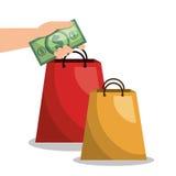 commerce concept design Stock Photo