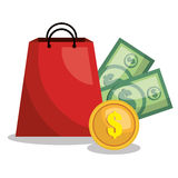 commerce concept design Royalty Free Stock Image