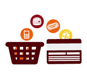 Commerce concept Stock Image