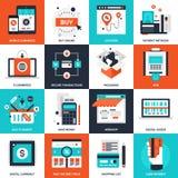 Commerce de Digital illustration libre de droits