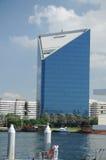 commerce Dubaï de chambre Photos stock