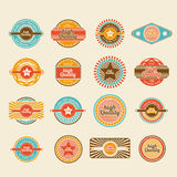 Commerce icons. Over pink background vector illustration Royalty Free Stock Images