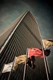 Commerce mondial Photographie stock libre de droits