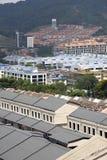 Commerciële en WoonBui Stock Afbeelding