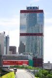 Commerciële gebouwen in Hongkong Royalty-vrije Stock Afbeelding
