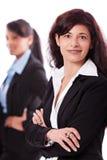 Commerciële gelukkige teamdiversiteit   Royalty-vrije Stock Foto