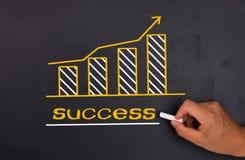 Commerciële grafiek Stock Afbeelding