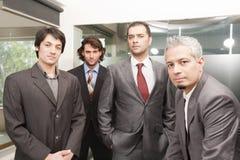 Commerciële groep Royalty-vrije Stock Foto