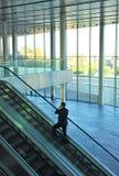Commerciële vergadering, Tentoonstelling en Congrescentrum van Sevilla, Spanje Stock Foto