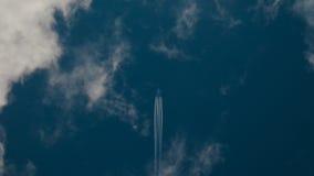 Commerciële Vlucht Stock Fotografie