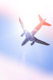 Commercial Airliner Stock Images