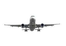 Commercial airplane Stock Images