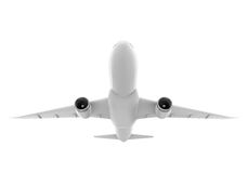 Commercial Airplane Royalty Free Stock Images