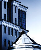 Commercial architecture Stock Images